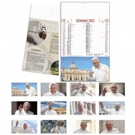 """Calendario Cristiano """"Papa Francesco"""""""