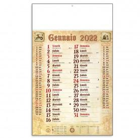"""Calendario Olandese """"Anticato"""""""