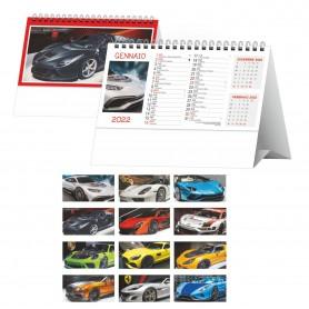 """Calendario da Tavolo """"Auto Sportive"""""""