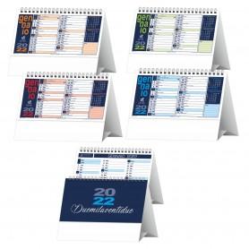 """Calendario da Tavolo """"Portoghese"""""""
