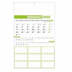 Calendario Olandese con Note