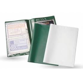 Porta documenti farmacia in pvc
