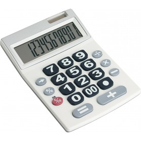 CALCOLATRICE DA TAVOLO 12 CIFRE / 12 DIGIT DESK CALCULATOR