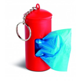 DISPENSER PER SACCHETTI IGIENICI / DIRT BAG PLASTIC DISPENSER