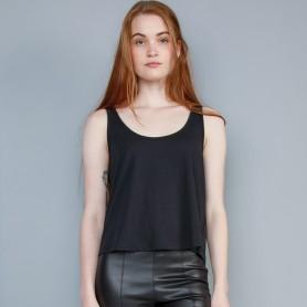 Women's' Organic Crop Vest