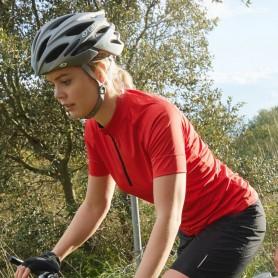 Ladies' Bike-T Half Zip