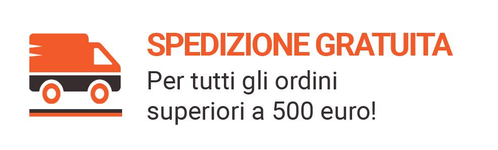 Spedizione gratis_Pielle promotion